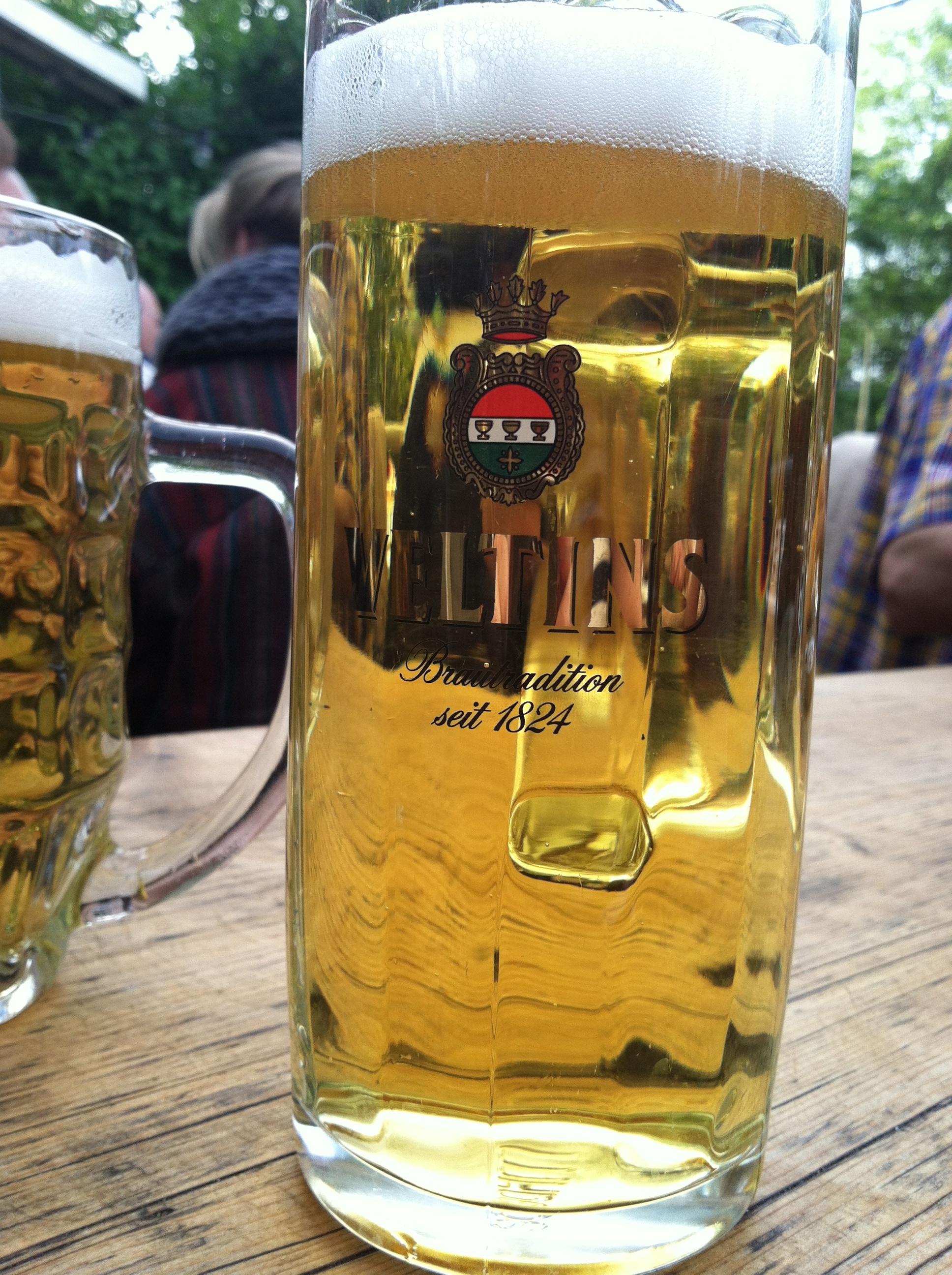 Veltins   The Year in Beer