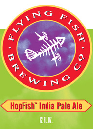 Flying Fish Brewery on Beer Hopfish Ipa Brewery Flying Fish Brewing Co Style Ipa Abv 6 5